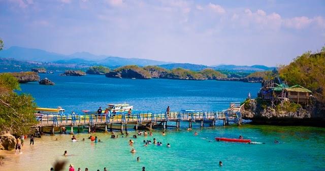 Hundred Islands Alaminos