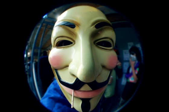 Hyperborean Vibrations: Anonymous : We have Revolution in ...