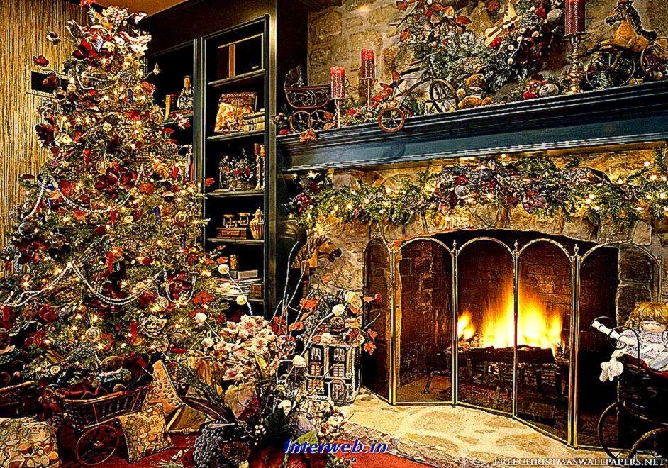 Free 3d Desktop Wallpaper Christmas Holiday