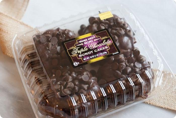Sweet On Trader Joe S Saturdays Mini Triple Chocolate
