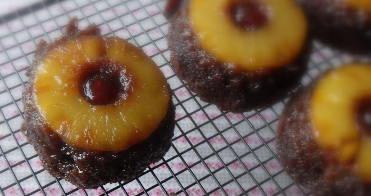 Tinned Pineapple Cake