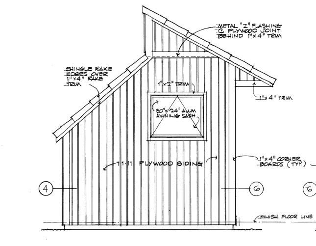 Bobbs 10 X 12 Gambrel Shed Plans 24x24 House