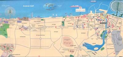 DUBAI MAP   Deneme amaçlı