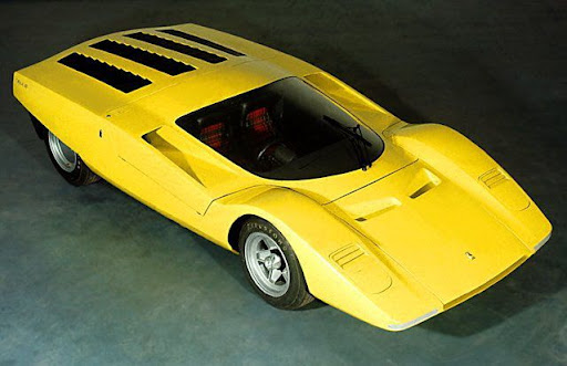 Engine Rear Concept 1960s