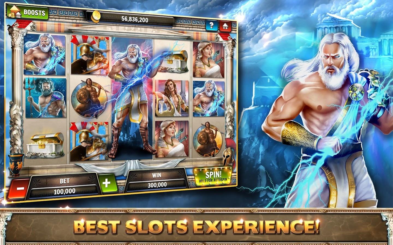 Zeus Games Facebook Slot