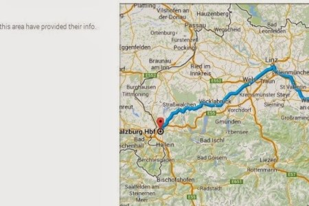 map salzburg vienna » Free Wallpaper for MAPS | Full Maps