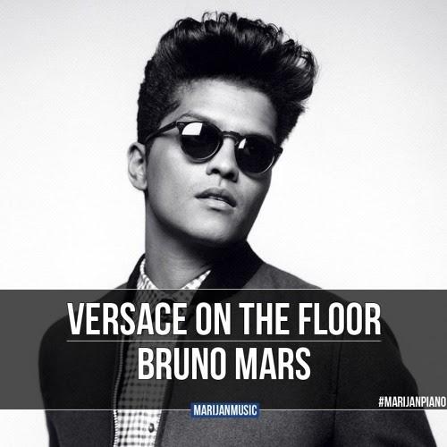 Lirik Lagu Versace On The Floor Bruno Mars Dan Artinya