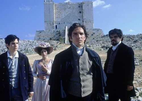 Count Monte Cristo Mondego Last Words