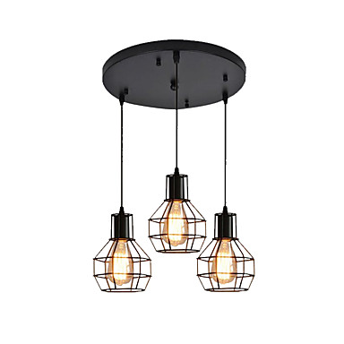 industrial cluster pendant lighting # 65