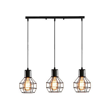 industrial cluster pendant lighting # 75