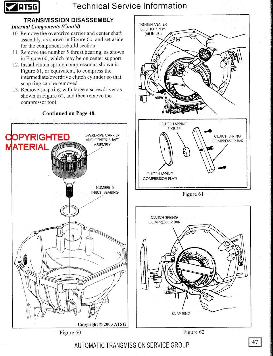 2002 Lincoln Blackwood Parts Diagram Engine