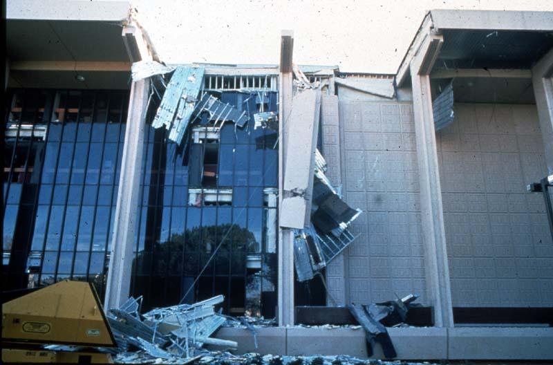 Csun Northridge Earthquake