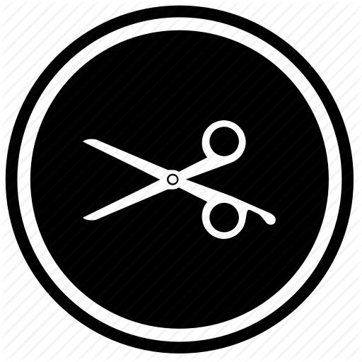 barber logo svg - 512×512