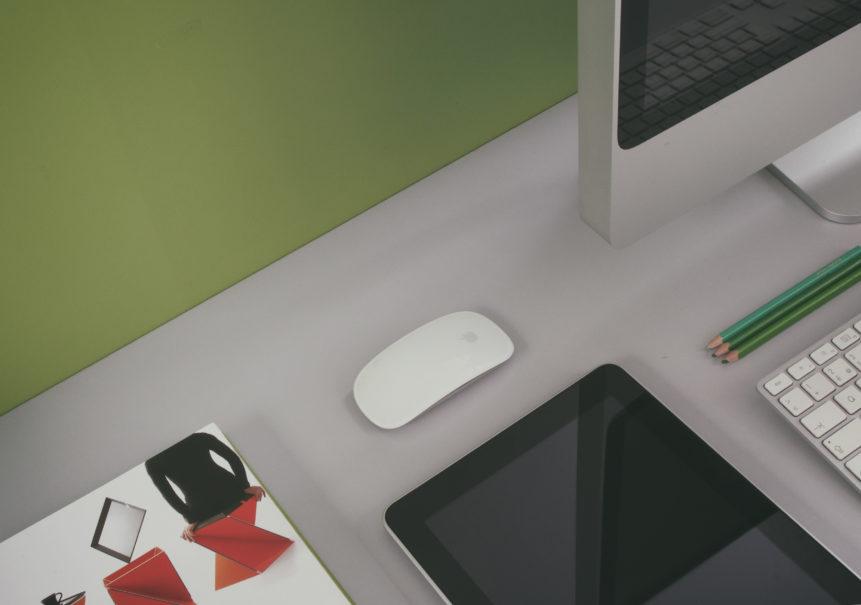 Designer Office Desk Workplace Free Image On Libreshot