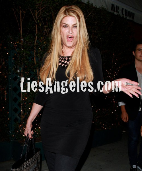 Happy Birthday Kirstie Alley Liesangelesliesangeles