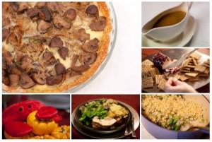 thanksgiving menu 2010