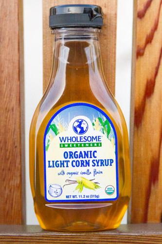 Organic Corn Syrup - Grandma's Old-fashioned Cream Caramels