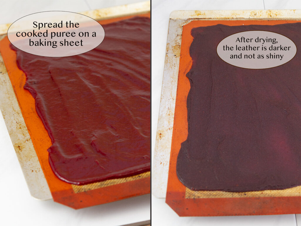 how to make fruit leather