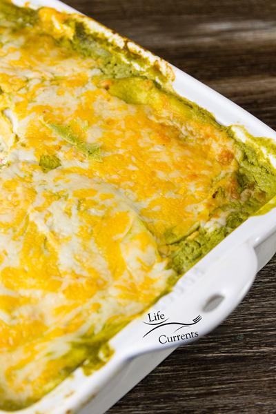 Mexican Casserole - Vegetarian Cheesy Mexican-style Lasagna Casserole