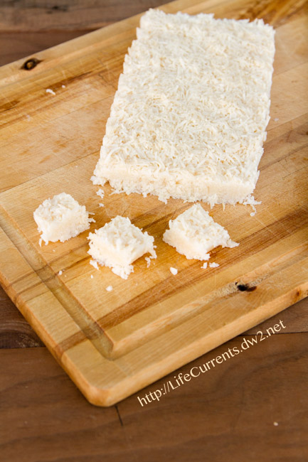 Coconut Bars are tasty little vegan treats filled with healthy coconut goodness   Life Currents paleo https://lifecurrentsblog.com