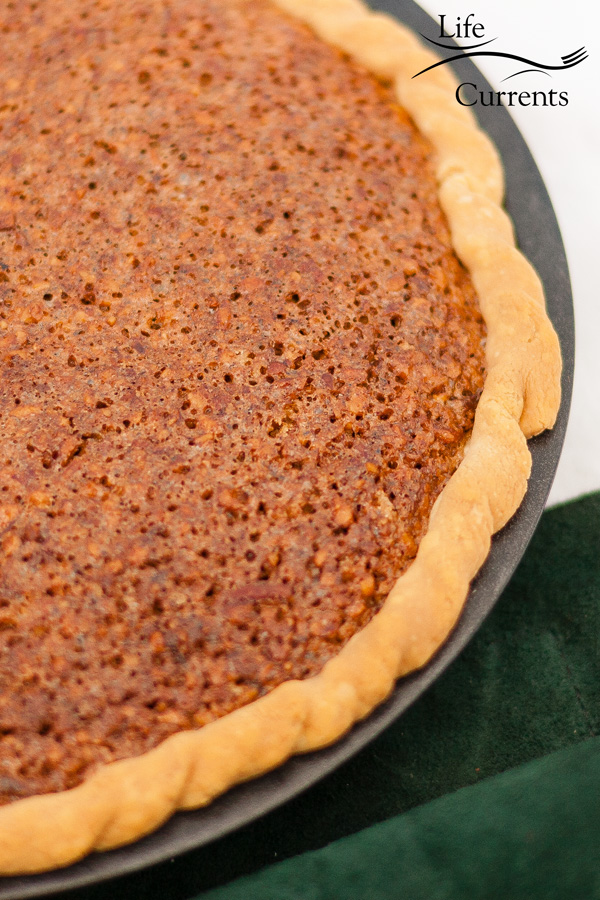 My Favorite Pecan Pie - make it year-round!