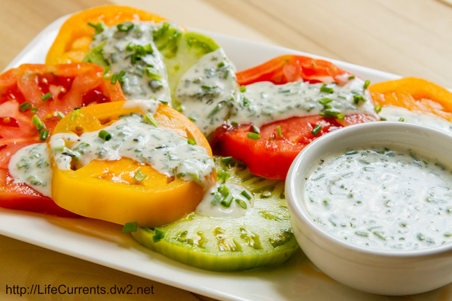 Ranch Dressing by Life Currents