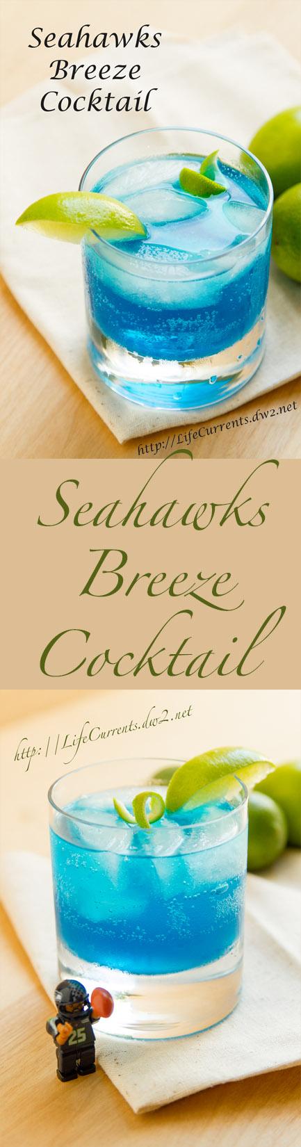Seahawks Breeze Cocktail