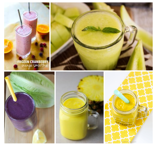 Cold & Flu Busting Help: Smoothies by Life Currents