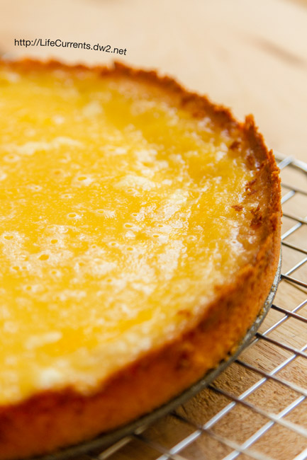 Meyer Lemon Brûlée Tart with Shortbread Crust is a stunningly delicious little dessert. Sweet, but not too much. Light with citrusy lemon. Buttery shortbread crust. All topped off with a crispy caramel Brûléed sugar top. Oh, it's like heaven on a plate!