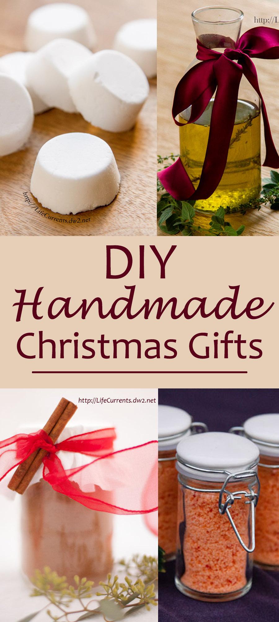 DIY Unique Handmade Christmas Gifts
