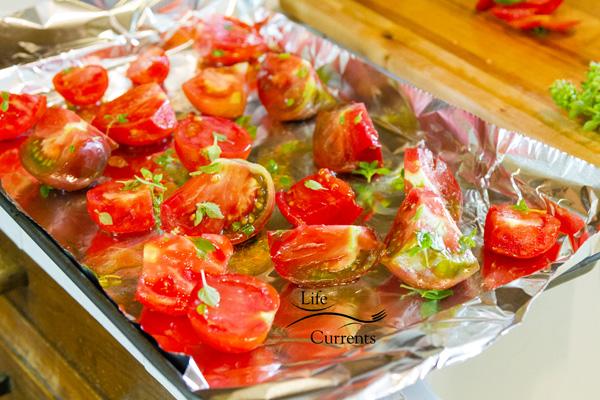 Preserving Summer: Sun Dried (Oven Roasted) Tomatoes - Homemade Oven Roasted Sun Dried Tomatoes