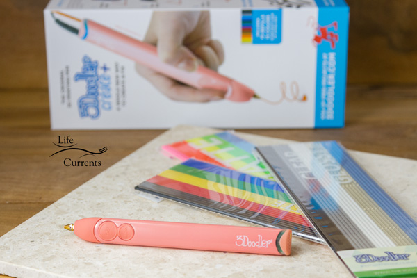 How to Make a Scroll Bowl using the 3Doodler - the 3Doodler Create+ Printing Pen