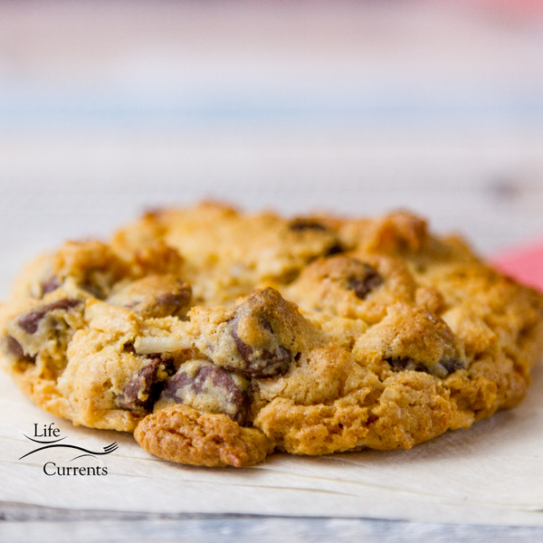 Chocolate Chip Treasure Cookies - Your family will love them.