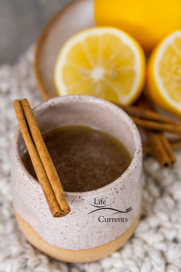 The Classic Hot Toddy Recipe is a drink that'll warm you up, and keep you happy. It may even help ward off colds and sore throats.