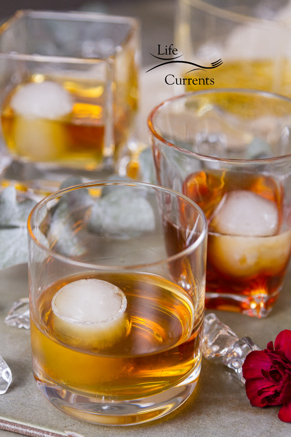 A tutorial on How to host a whiskey tasting party with info on different kinds of whiskeys, glass ware, themes, etc