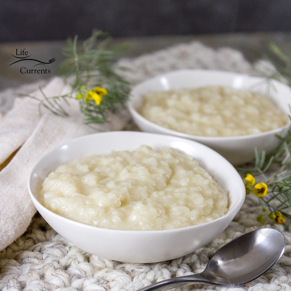 Easy Rice Pudding tutorial I always make additional rice for leftovers. Leftover rice is great for tomorrow's lunch or as a side dish for the next dinner. Or, most importantly, for rice pudding!