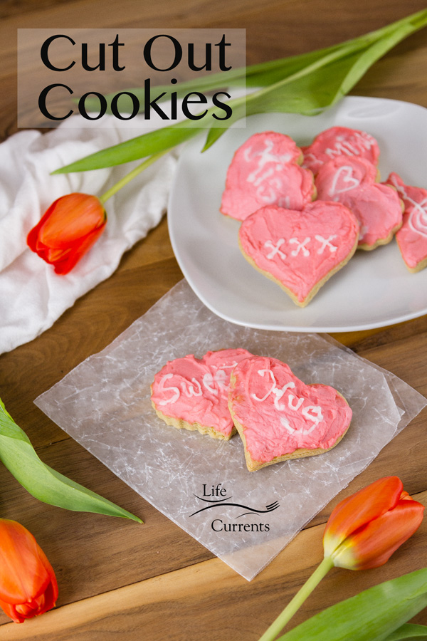 Cut Out Cookies These are my favorite sugar cut out cookies, and have been for years.