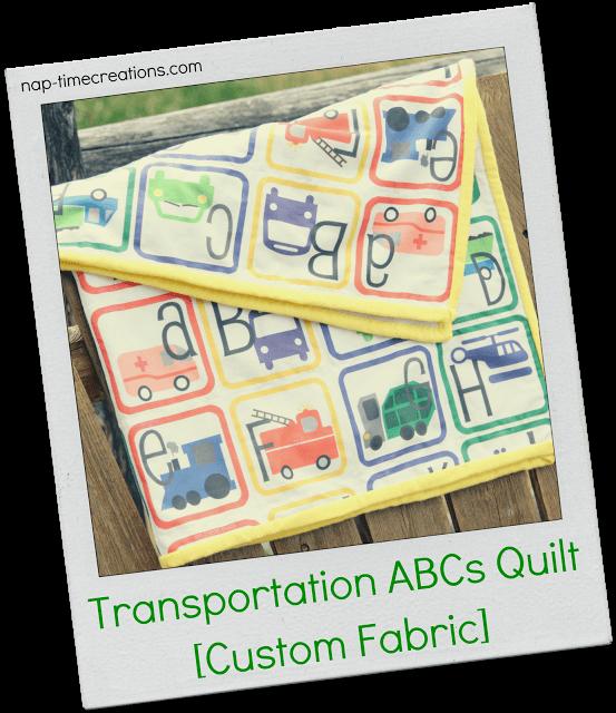 transportationABC+quilt