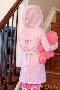 Kids Robe Pattern