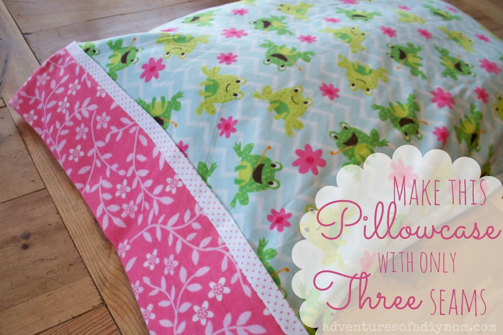 Boppy Pillow Cover Sewing Pattern