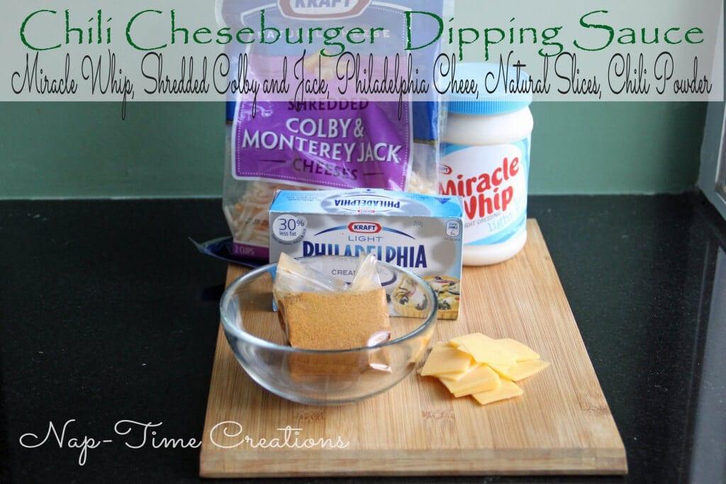 Chili-Cheeseburger-Dipping-Sauce4 #saycheesburger #shop
