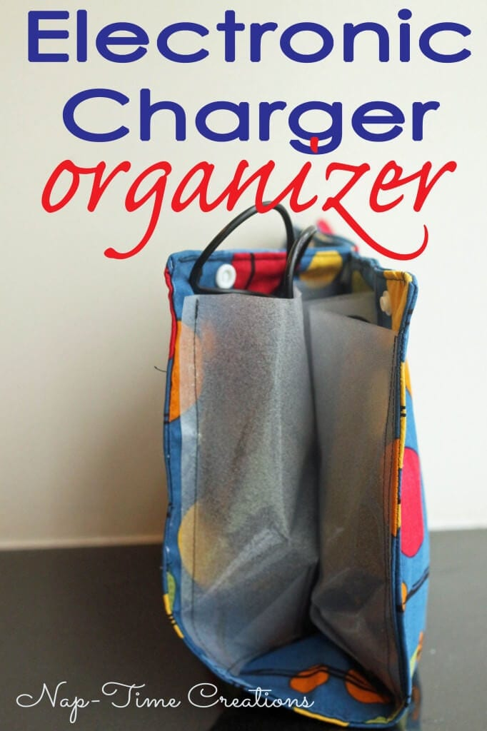 electronic charger organizer1