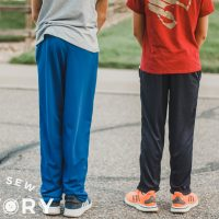 free athletic pants pattern