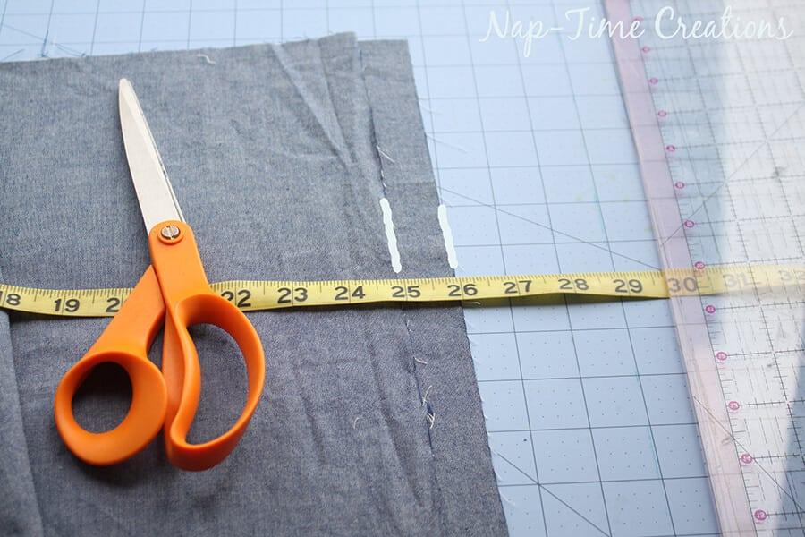 zipper pillowcase tutorial