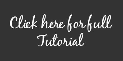 full tutorial