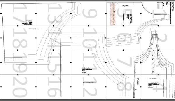 romper layout