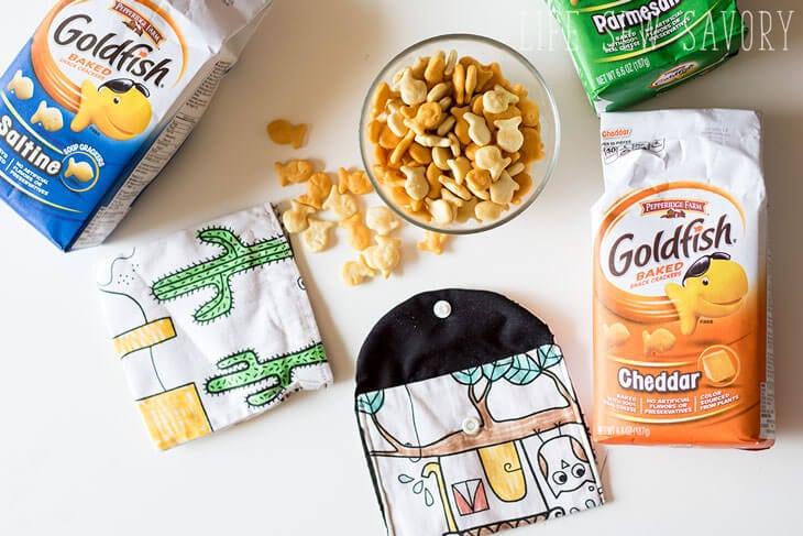 best reusable snack bags tutorial