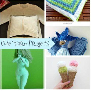 cute yarn projects social
