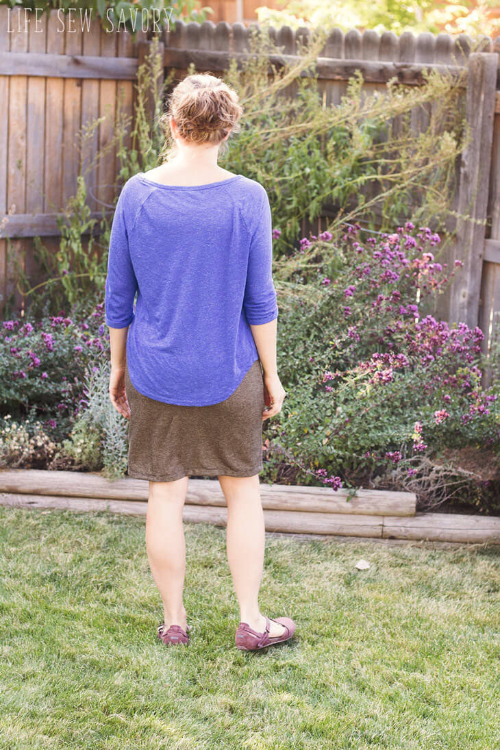 easy pencil skirt pattern