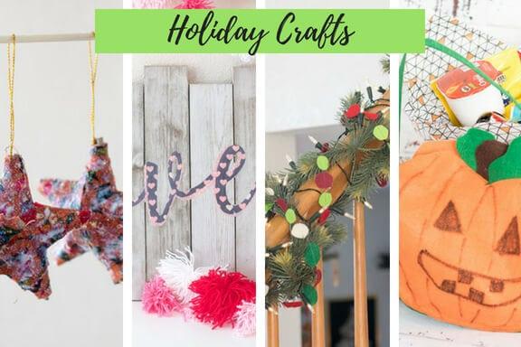 Holiday craftiness